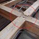 京都市まちの匠の知恵の耐震工事